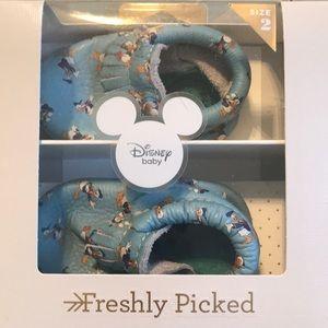 Disney Baby x Freshly Picked Donald Duck Mocs